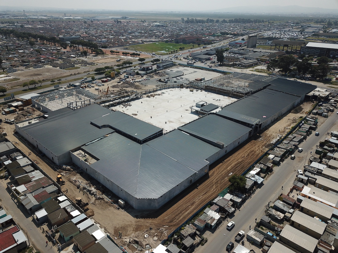 commercial steel structures in cape town
