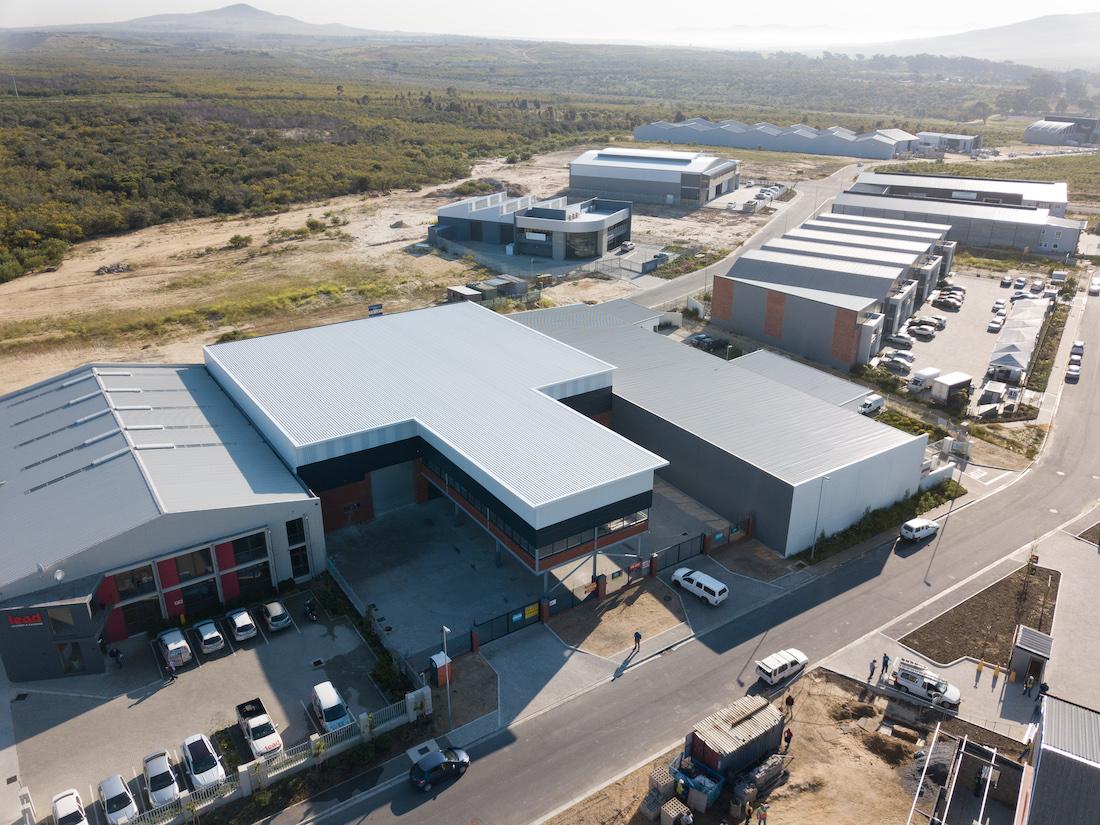 LEMCO Industrial Steel Structures